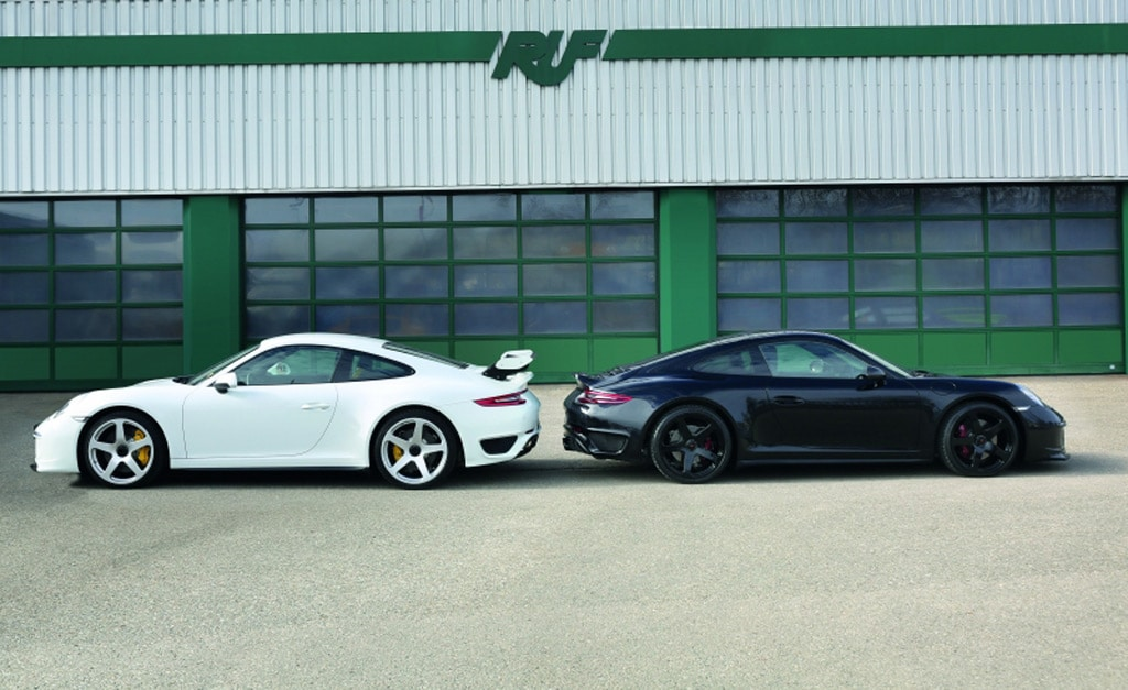 RUF GT 2019 sets a new Record