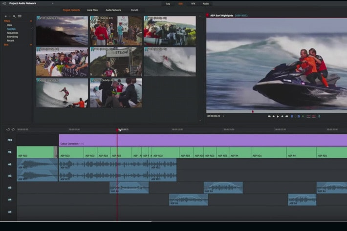 the best editing software for videos free