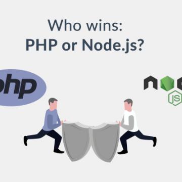 Node.js vs PHP: The battle of Web Programming Languages