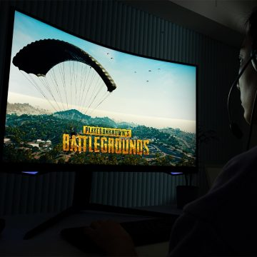 Samsung Odyssey G7 monitors, the screen that's optimized for gaming
