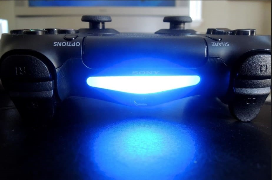 PS4 controller Bluetooth PC